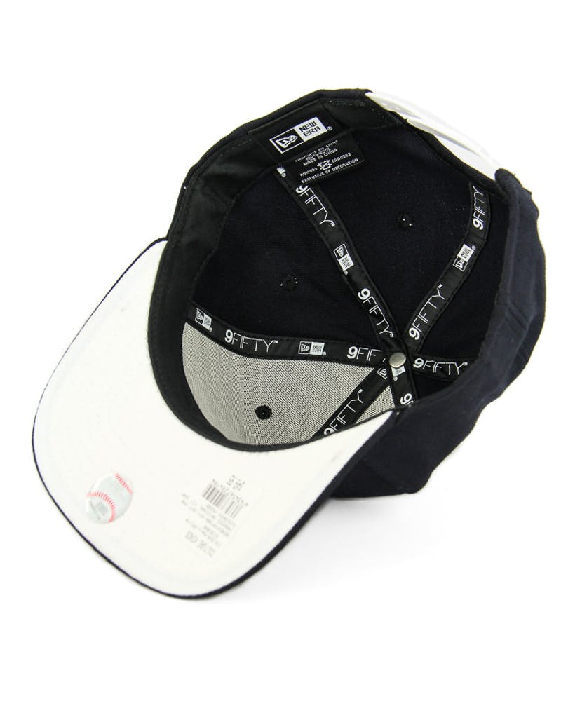New Era Yankees Original Fit Snapback Navy/white
