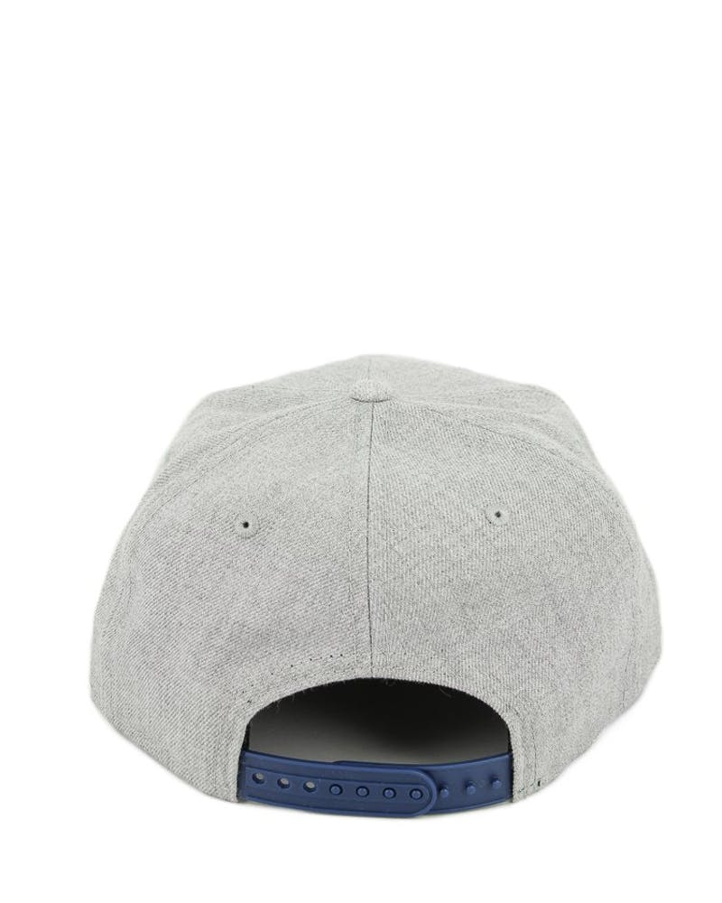 Dodgers Heather 2 Tone of Snapback Heather Grey/ro