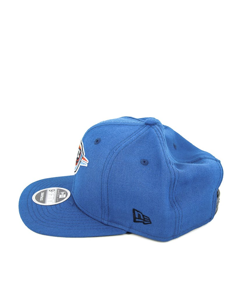 New Era Thunder Original Fit Snapback Blue/navy
