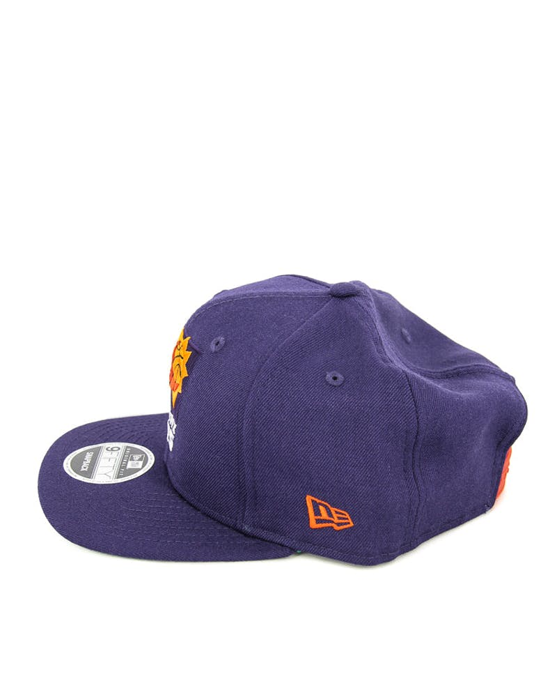 New Era Suns 90's Original Fit Purple/green