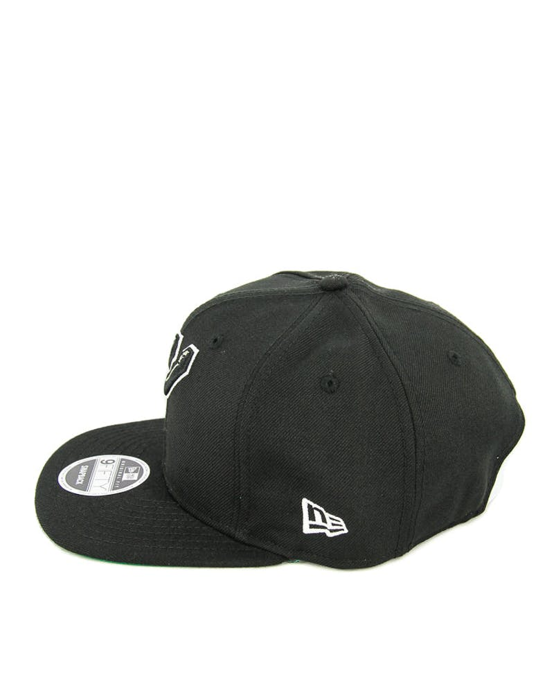 New Era Spurs 90's Original Fit Black/green