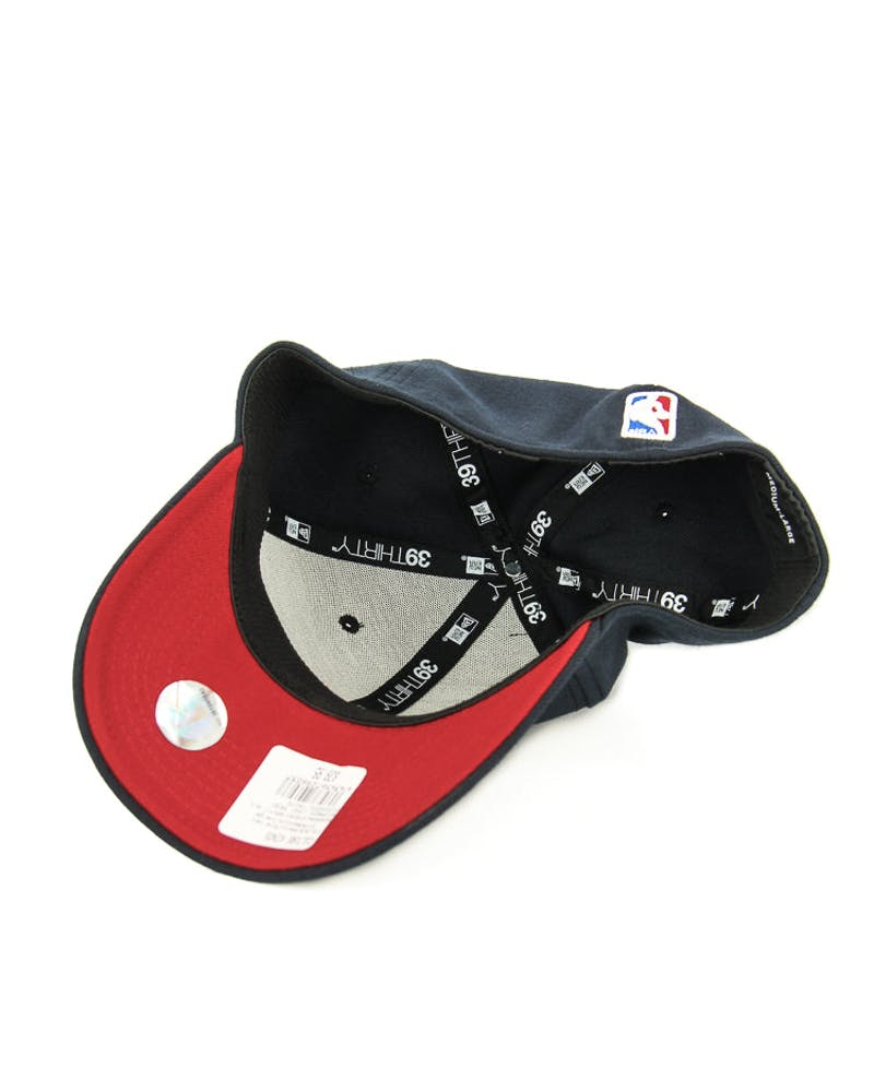 New Era Wizards Logo 3930 Navy/scarlet