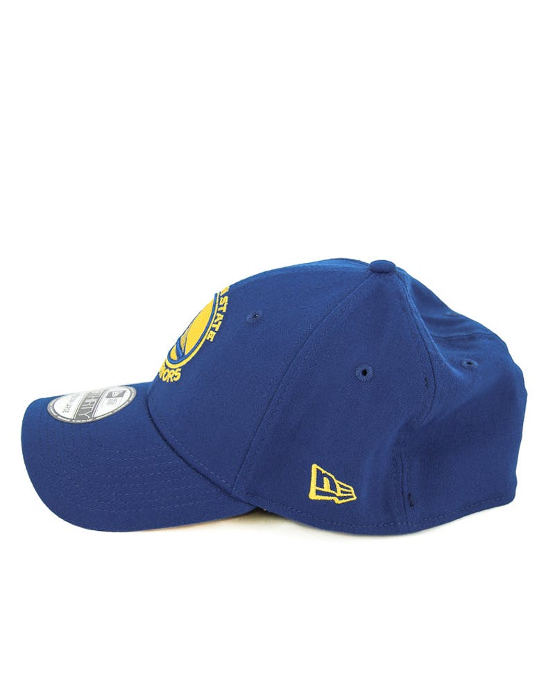 New Era Warriors Logo 3930 Royal/gold