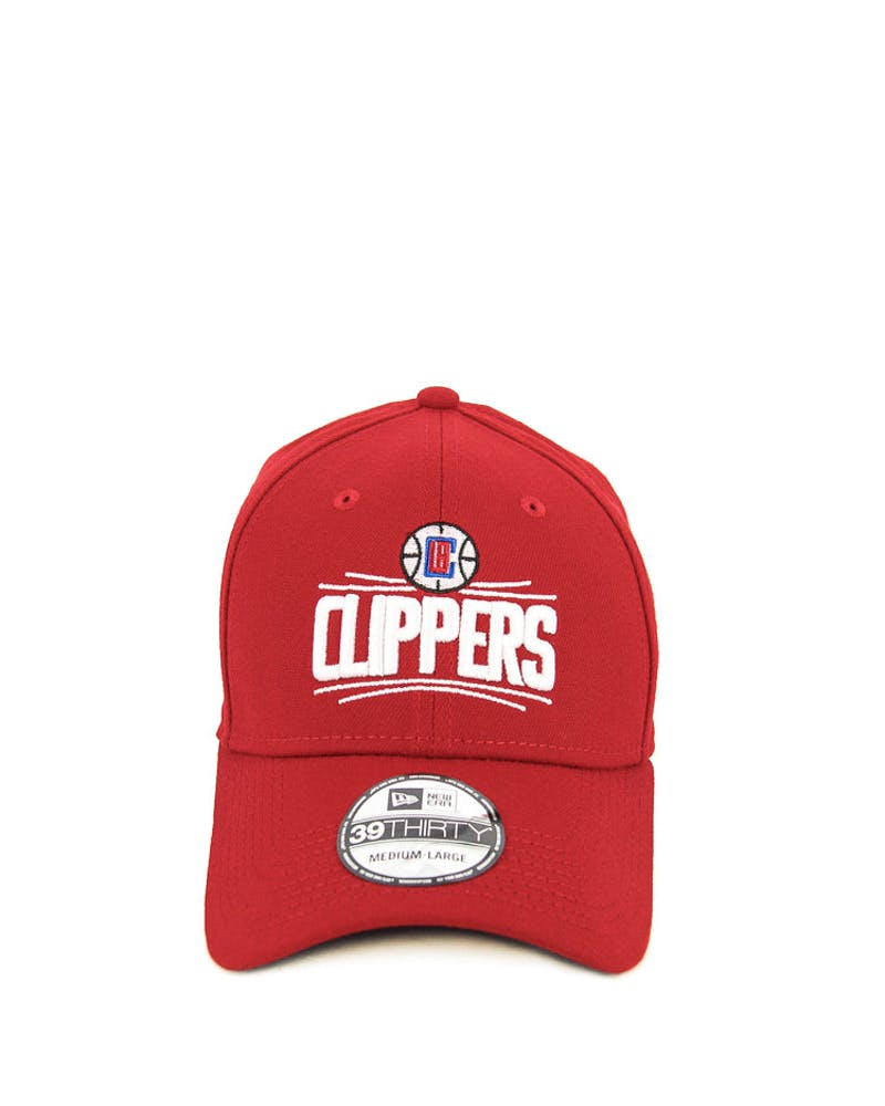 New Era Clippers Logo 3930 Red/royal
