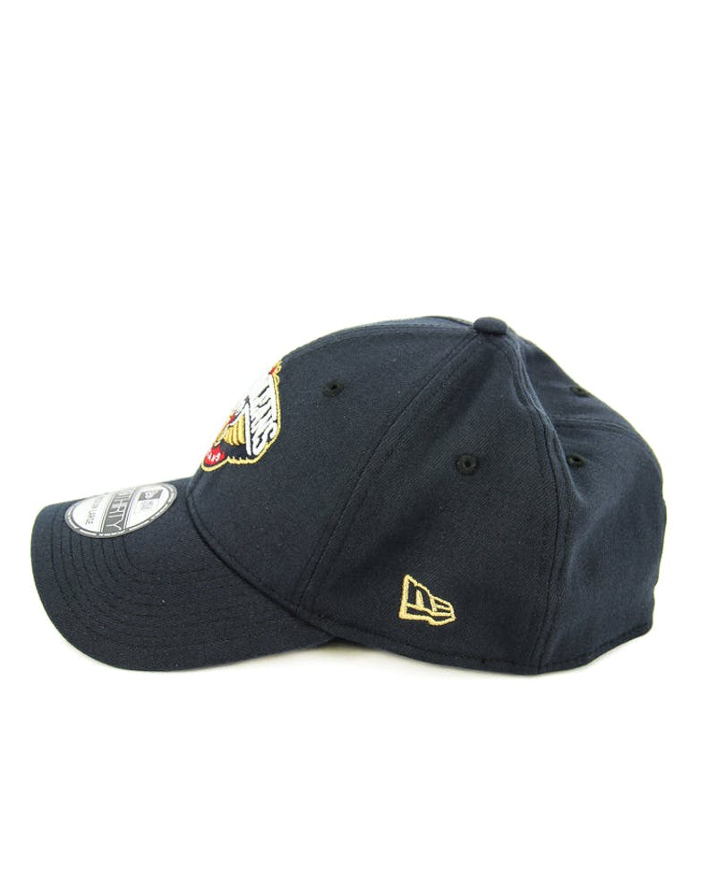New Era Pelicans Logo 3930 Navy/gold