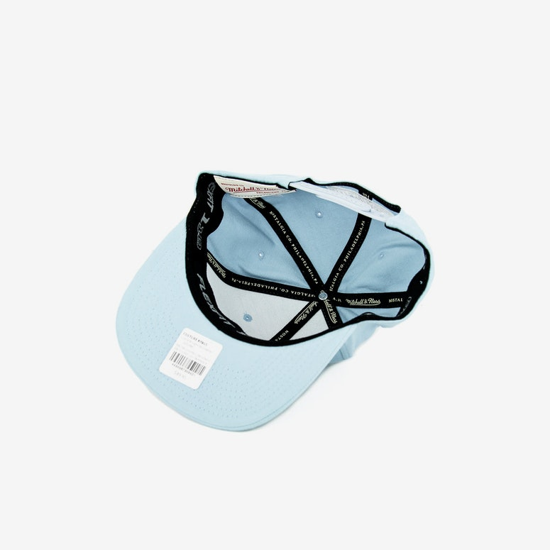 Arch Logo 110 Snapback Light Blue/whit
