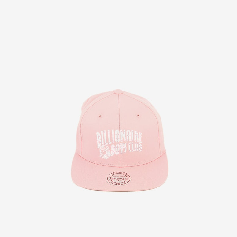 Arch Logo 110 Snapback Pink/white