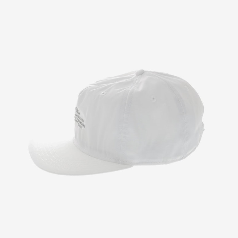 Crooks & Castles Rulers Strapback White