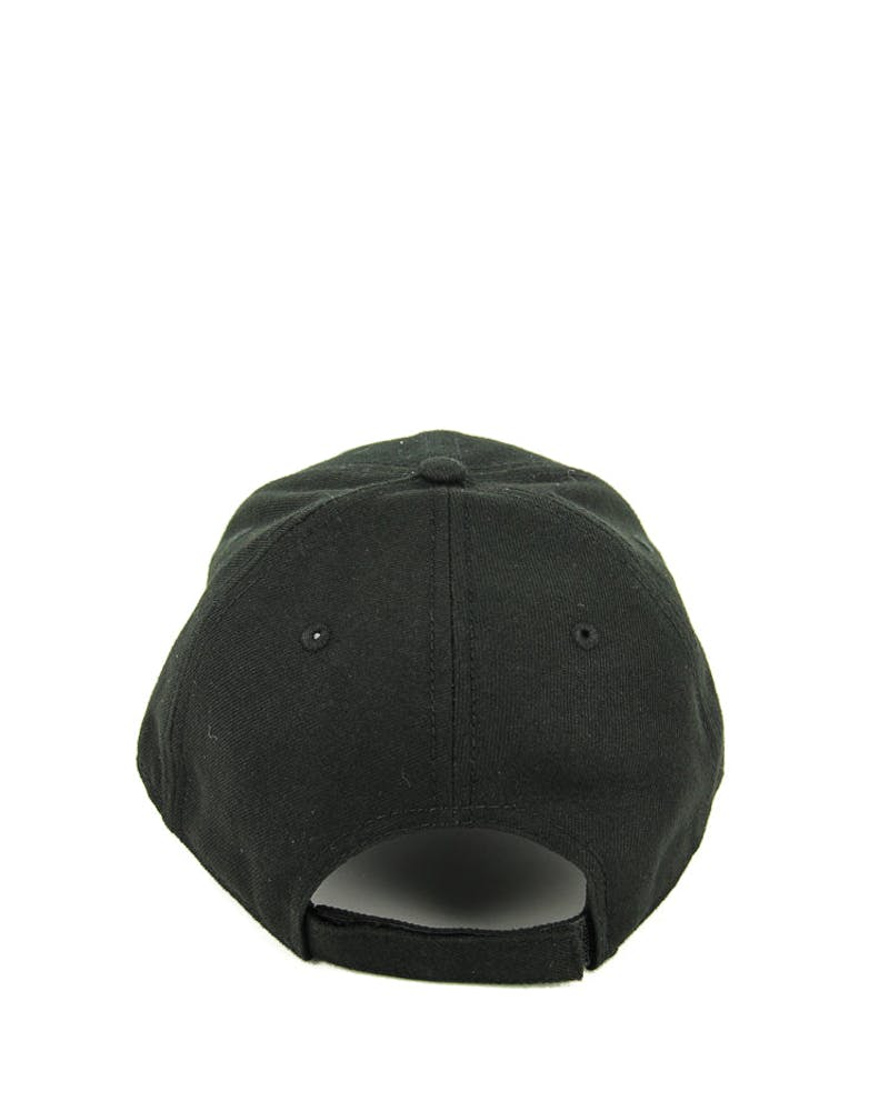 New Era Heat 9FORTY Velcro Back Black