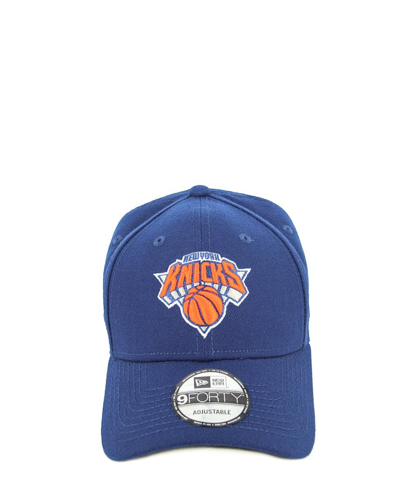 New Era Knicks 9FORTY Velcro Back Royal