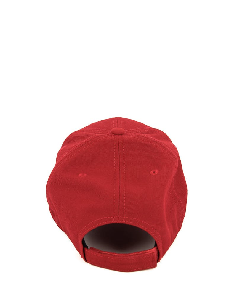 New Era Clippers 9FORTY Velcro Back Scarlet