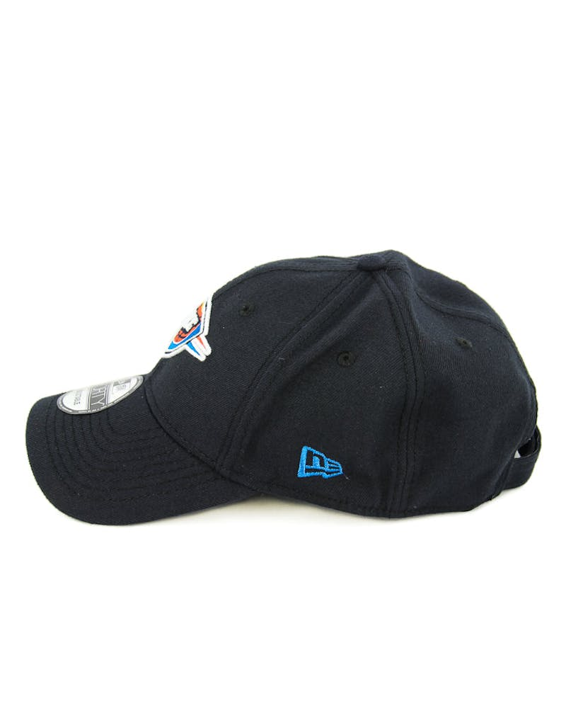 New Era Thunder 9FORTY Velcro Back Navy