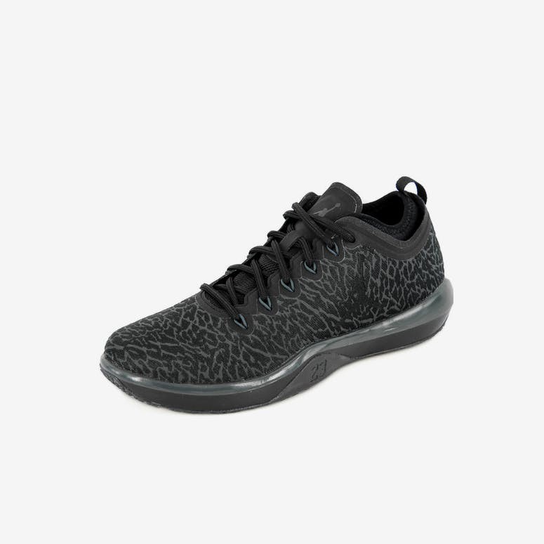 b0df3e1fc9bcd7 Jordan Trainer 1 Low Black black
