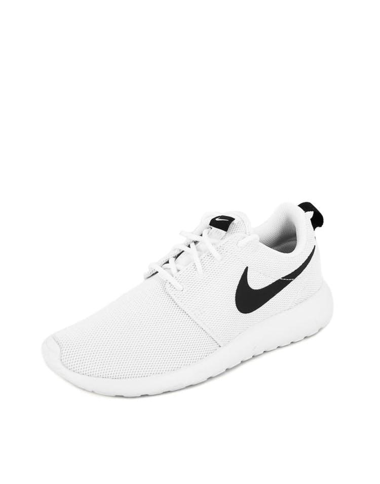 info for 542ba 2d9d1 Nike Women s Nike Roshe One White black