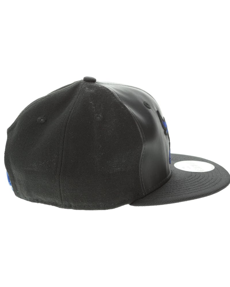 New Era Chicago Bulls Spack Hook 9FIFTY Snapback Black