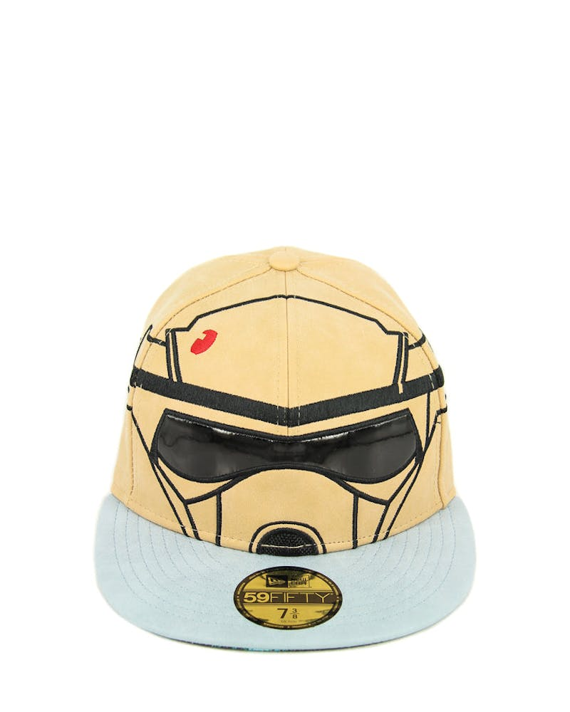 New Era Star Wars Scarif Trooper Fashion Fitted Brown