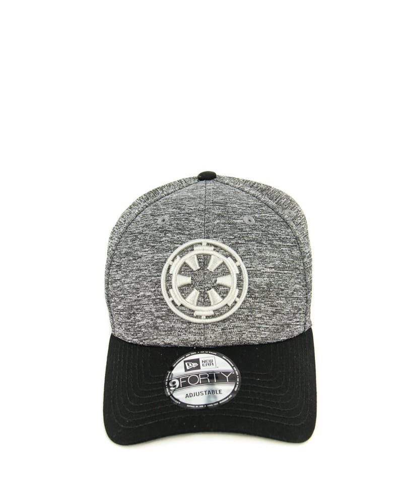 New Era Star Wars Empire 9FORTY Strapback Grey