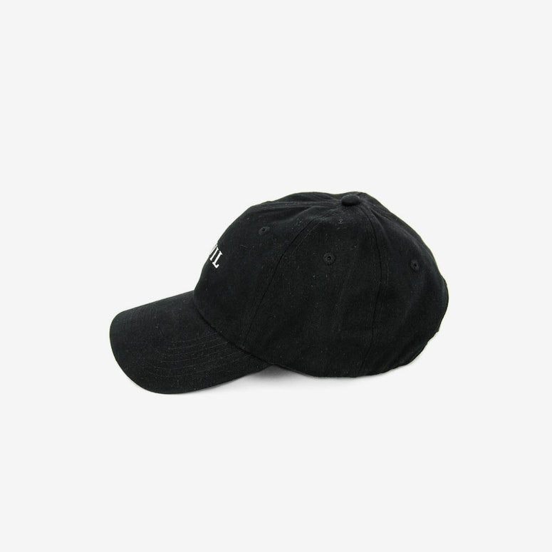 Civil Core Strapback Black