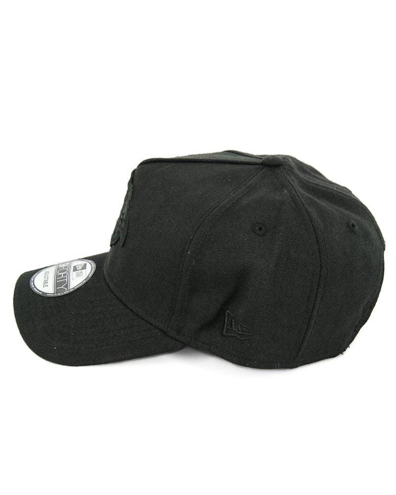 New Era Blackhawks Grey UV 9FORTY AF Snapback Black/grey