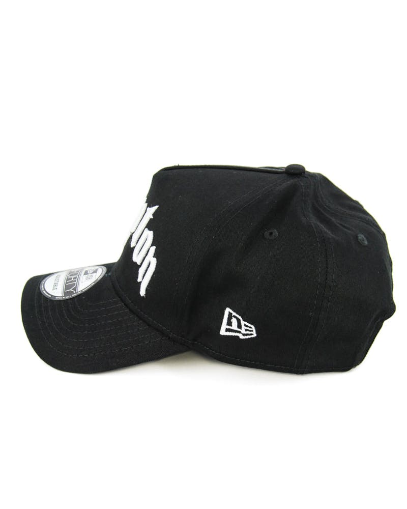 New Era Compton 9FORTY Snapback Black/white
