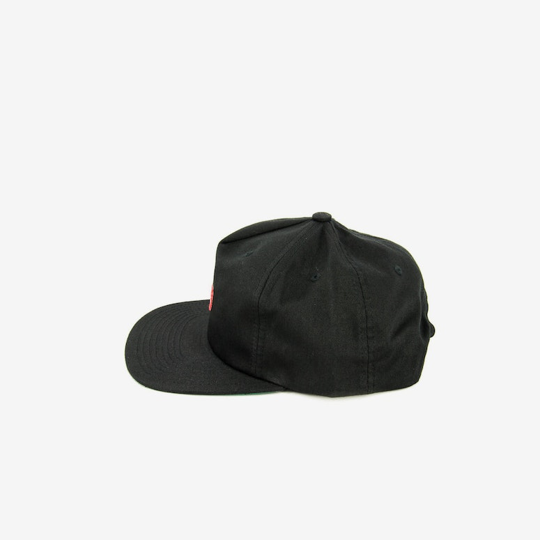 Stith 2 Strapback Black