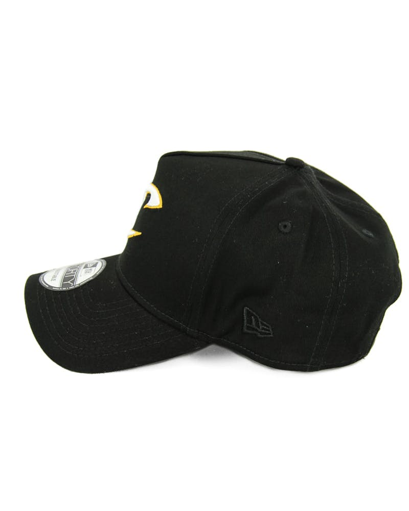 New Era Cavaliers 9FORTY A-Frame Snapback Black