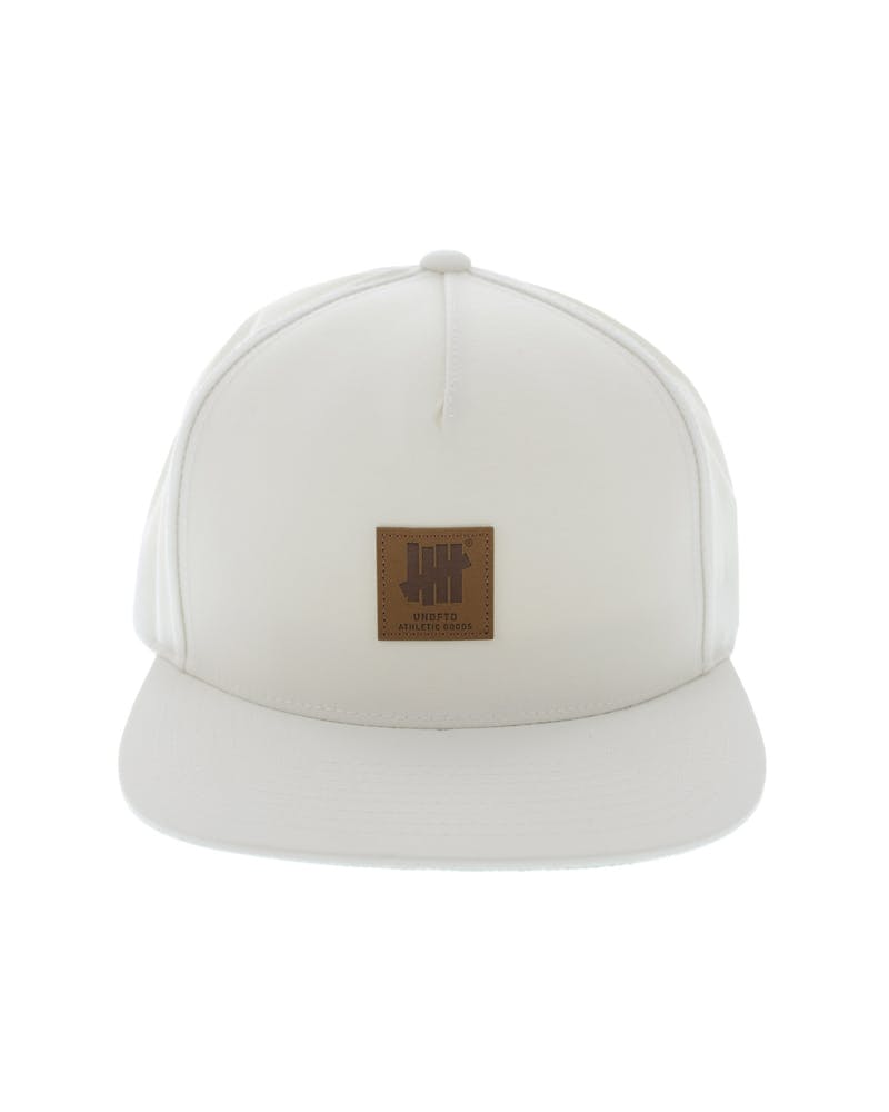 Undefeated Goods Cap White
