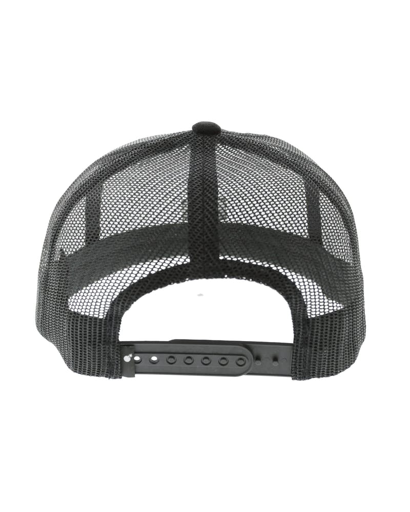 The Hundreds Core Mesh Trucker Snapback Black