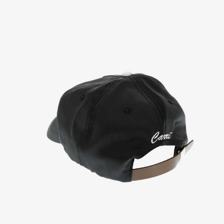 LE Tigre Precurved Strapback Black/cream