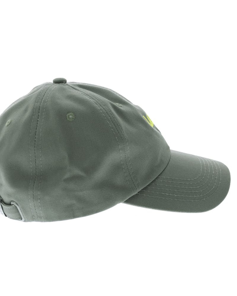OG Tut 2 Precurved Strapback Green/yellow