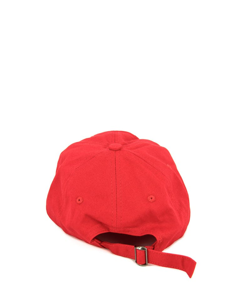 Black Pyramid Ninja Pyramid Snapback Red