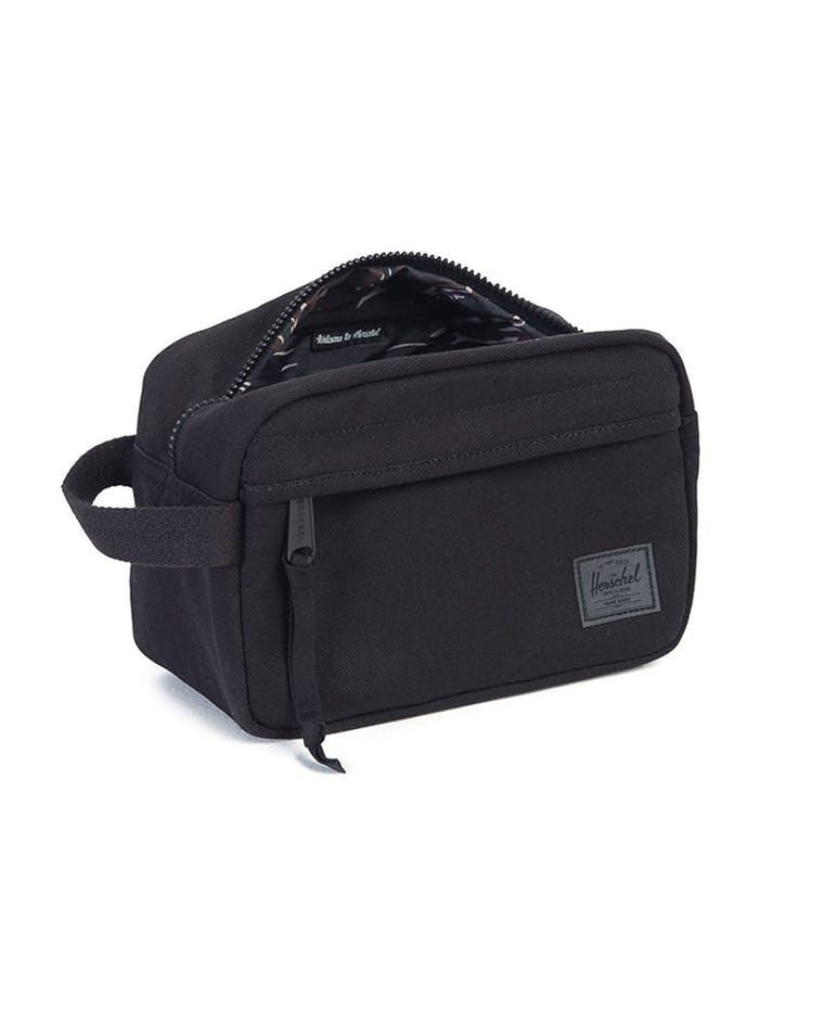 6106cd8b9a Herschel Supply Co Chapter Surplus Travel Kit Black – Culture Kings US