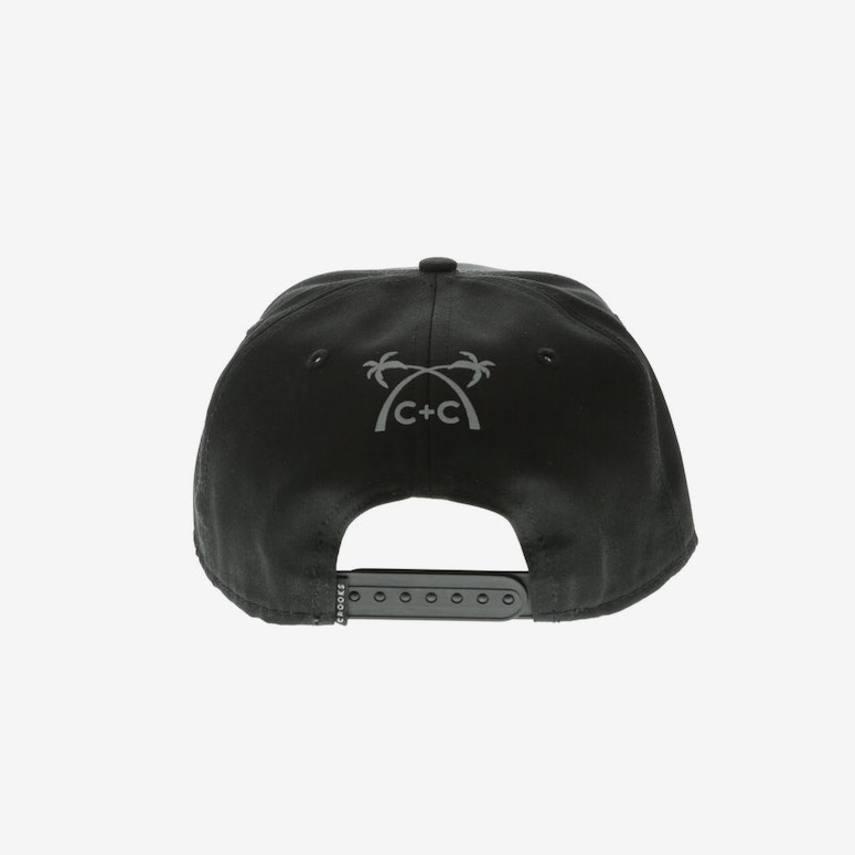 Crooks & Castles Coca Snapback Black