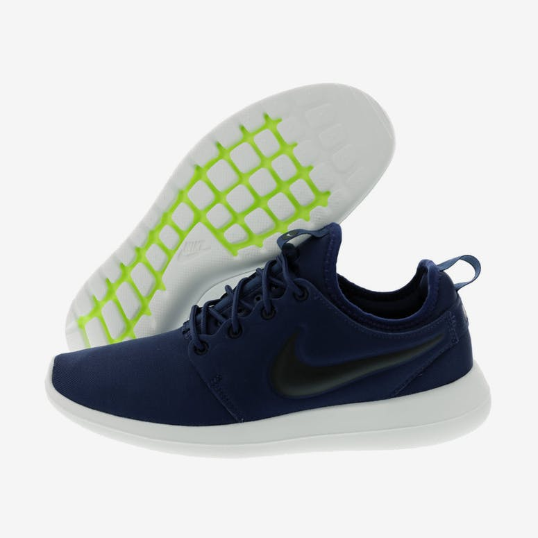 brand new 4bfe4 57a19 Nike Roshe Two Navy White Black