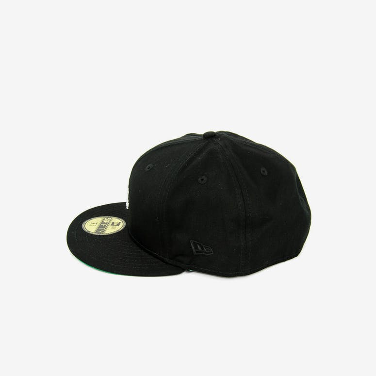 Crooks & Castles Micro Chain C Fitted Black