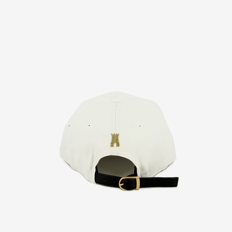 Crooks & Castles Thuxury Chain Strapback White/Gold