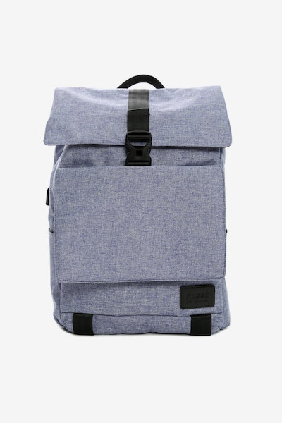 Carré Voyageurs Backpack Navy Heather