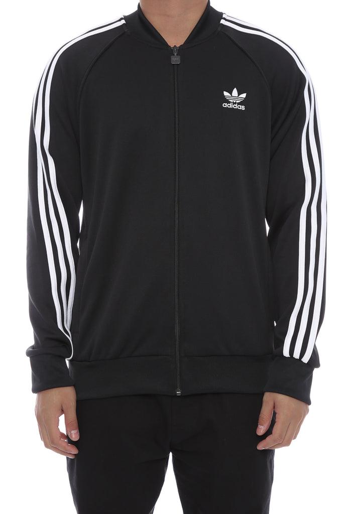 adidas Originals Zip Crew SST TT Black