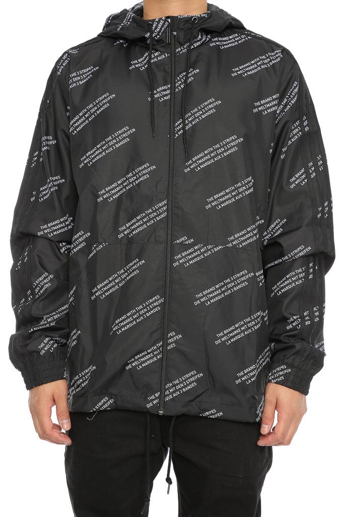 Adidas Originals Colorado Windbreaker Jacket Blue,S Blue Grey Windbreaker 2018