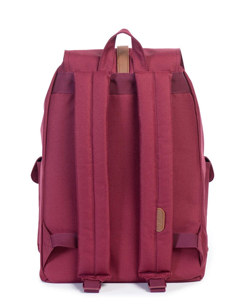 Herschel Supply Co Dawson Backpack Wine/Tan
