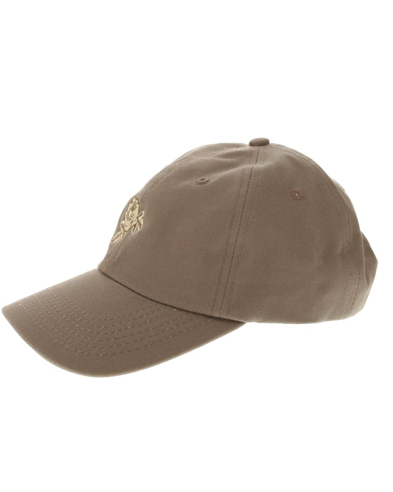 Saint Morta Secret Garden Strapback Brown