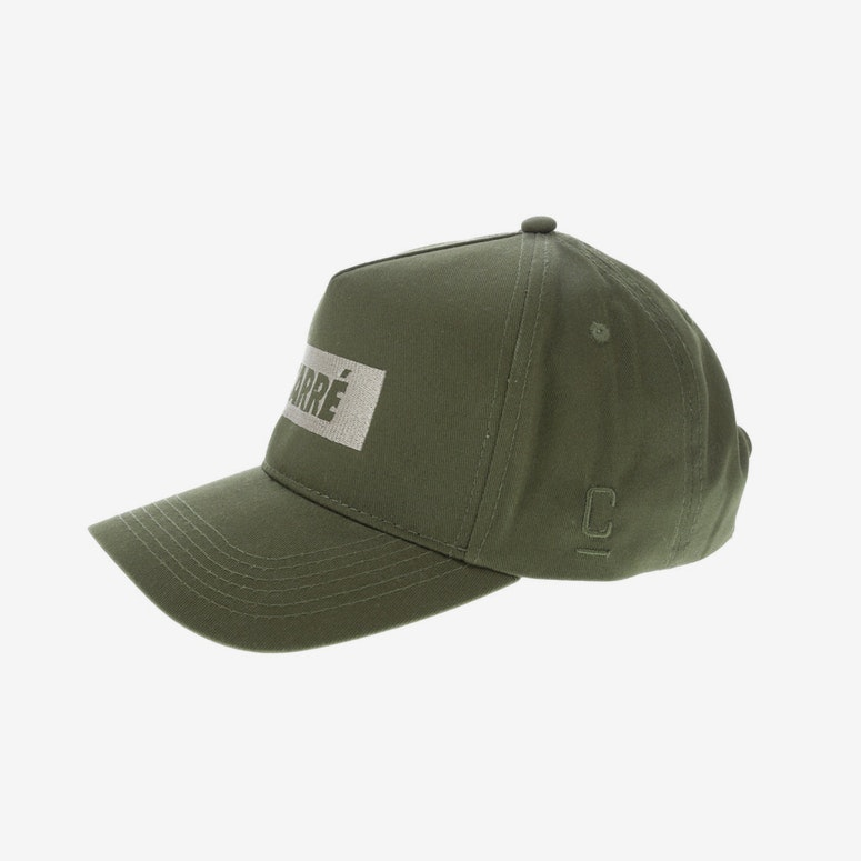 Carré Incline Strapback Olive