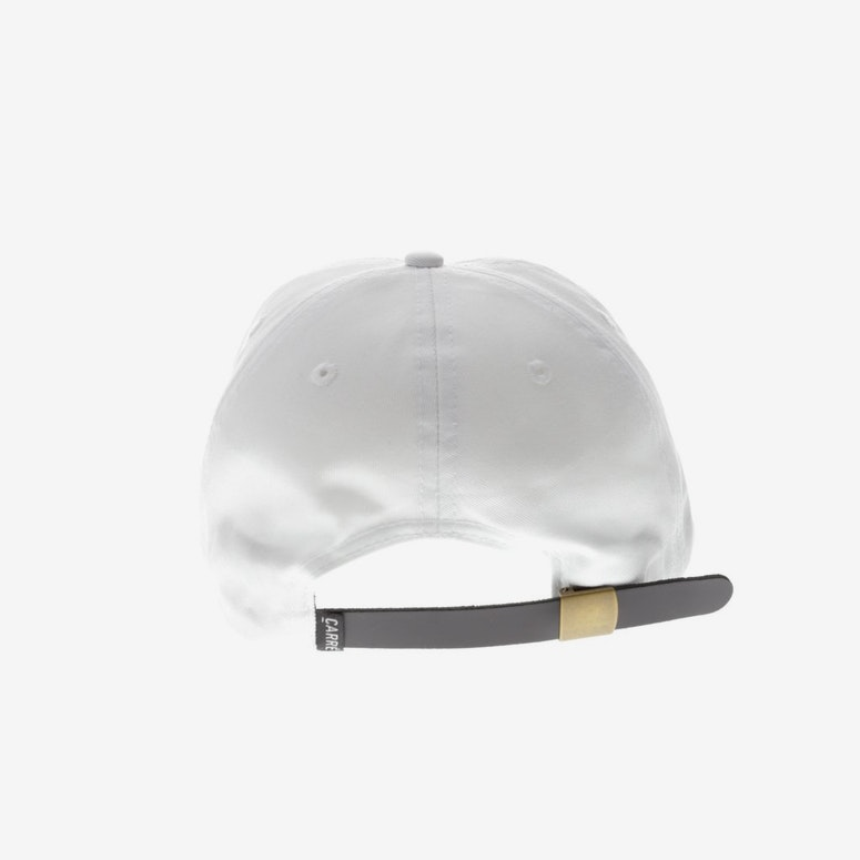 Carré Unknown Strapback White