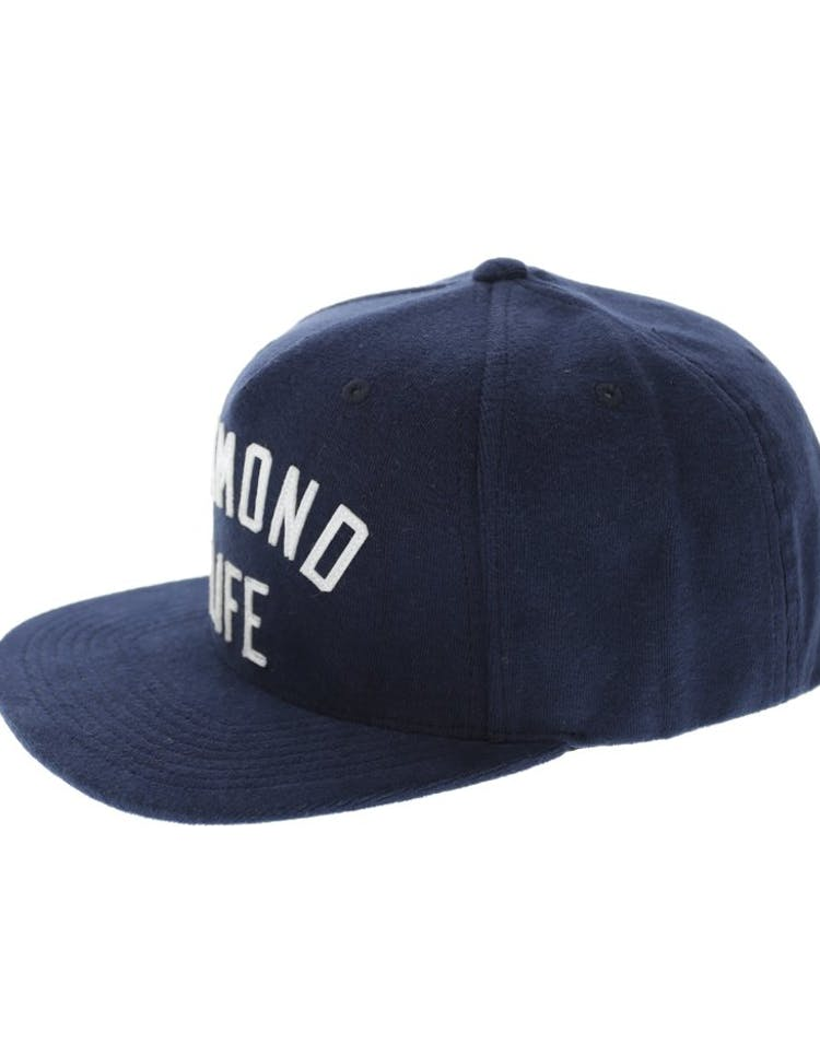 Diamond Life DMD Cap ADJ Arch Navy