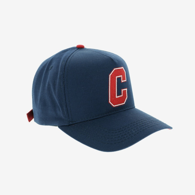 Carré Charge Strapback Navy
