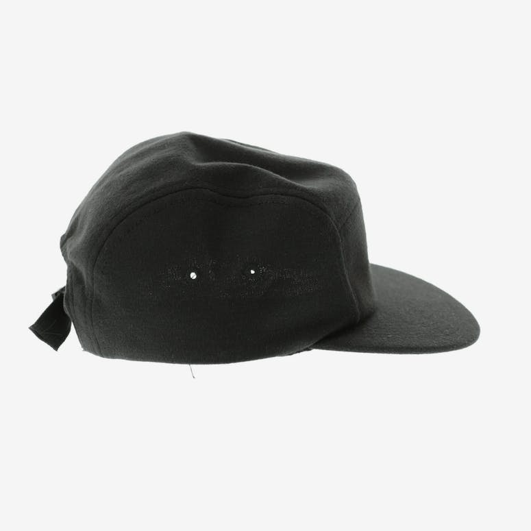 Draft Day Defensemen Strapback Black