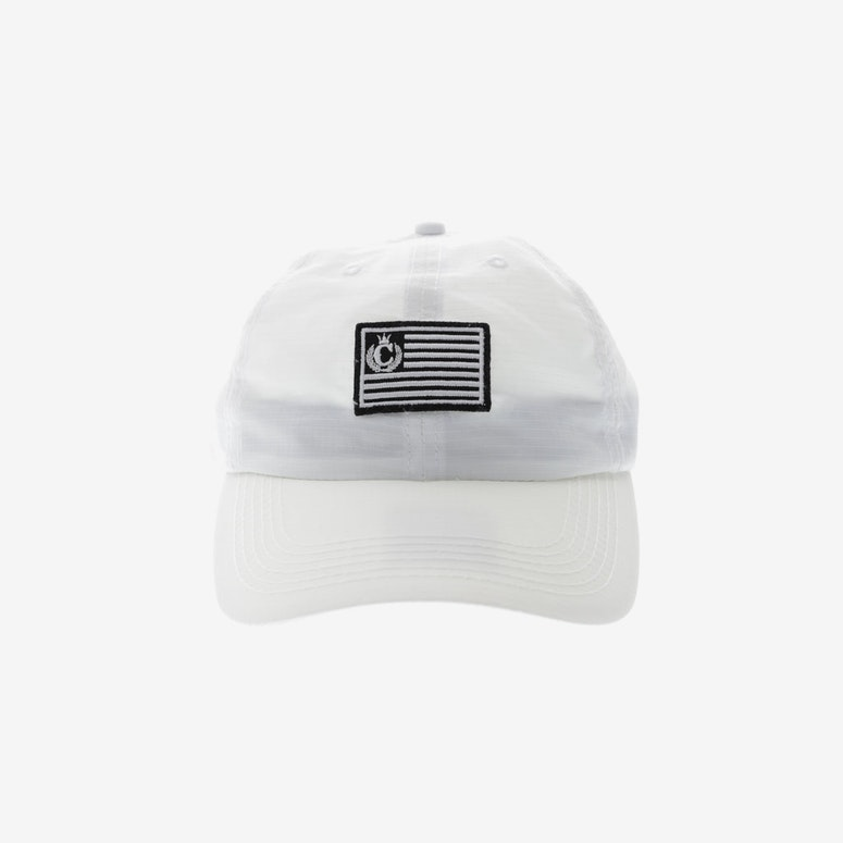 Culture Kings NFS Flag Patch Cap White