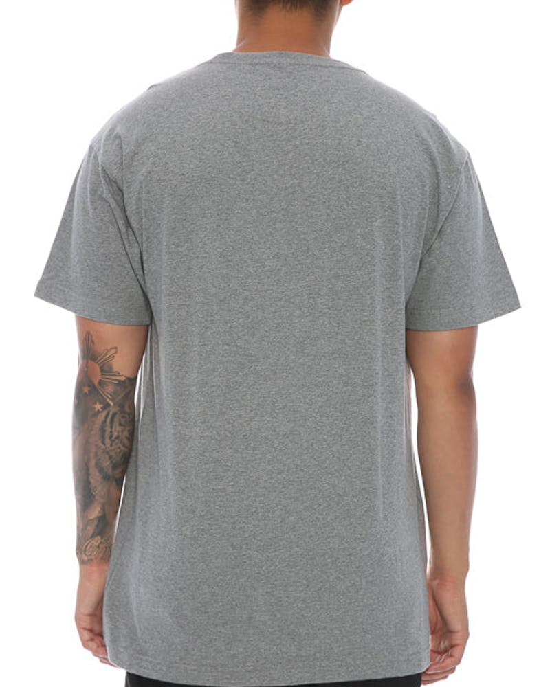 Mitchell & Ness Spurs Team Logo Tee Grey