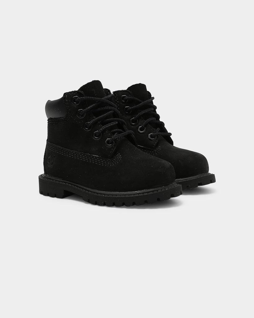 Timberland Toddler Boots Black