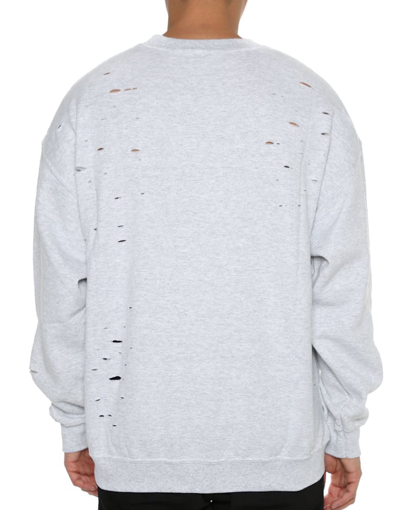 EPTM Crewneck Thrasher Grey